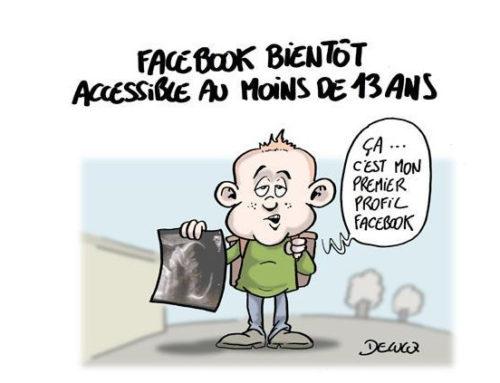 [VIDÉO] Facebook égal Danger pour nos droles ?