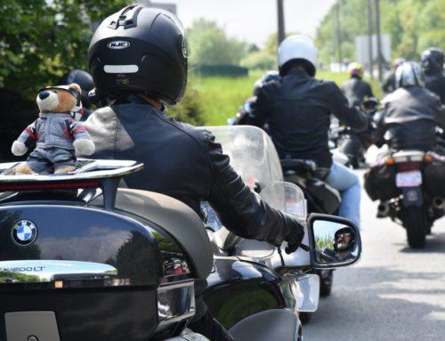 Vivonne (86) : un relais pour calmer les motards en colère