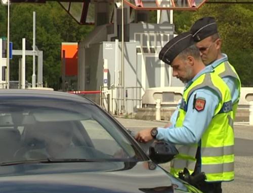 637 infractions relevées en Pyrénées-Atlantiques lors du week-end du 8 mai