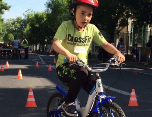 Sécurité routière : une rue de La Rochelle réservée aux apprentis cyclistes