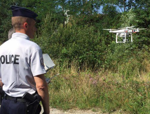 Bordeaux : des contrôles routiers par drones