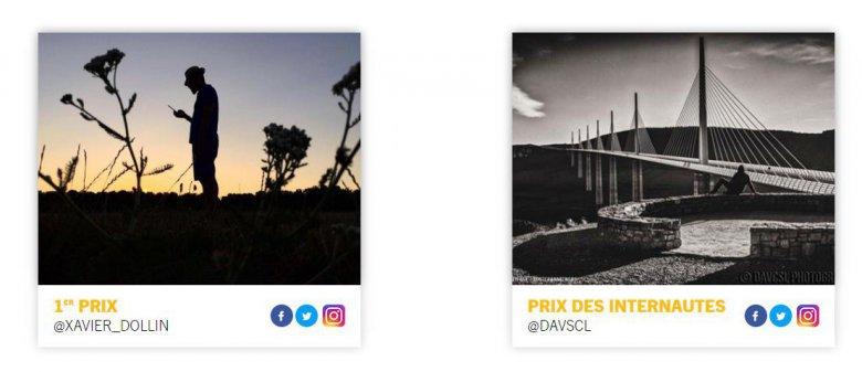 © Instagram @Xaxier_Dollin et @DAVSCL