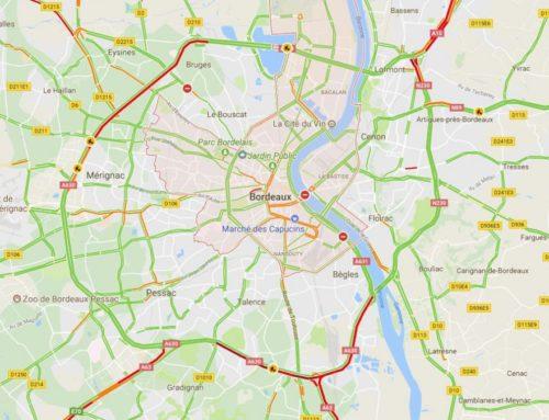 Bordeaux : Circulation ralentie pour ce week-end de chassé-croisé
