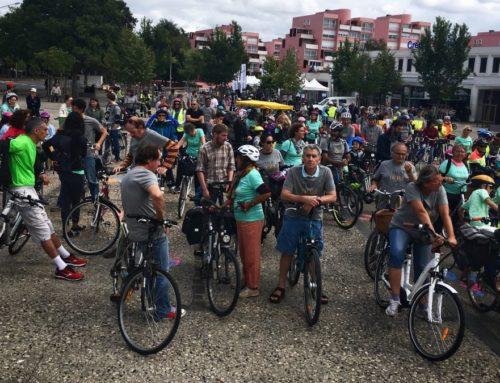 Pour une pratique plus importante du vélo dans les rues du Grand Poitiers