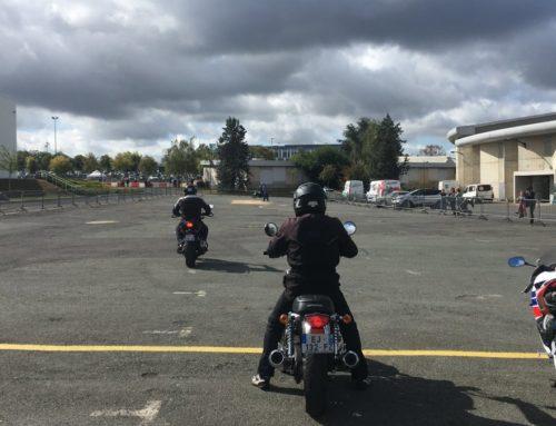 9e Journée de la moto à Poitiers, l'occasion de réviser sa conduite