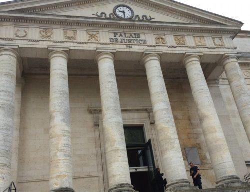 Angoulême : 7 mois de prison ferme pour l'automobiliste ivre