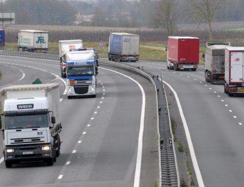 RN10 : les routiers réclament le retour du droit de doubler pour les poids-lourds