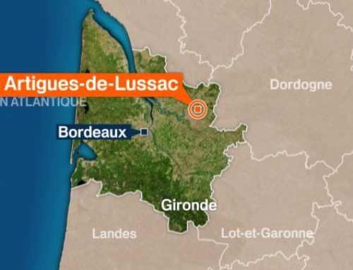 Un jeune homme de 25 ans se tue sur la route aux Artigues-de-Lussac, en Gironde