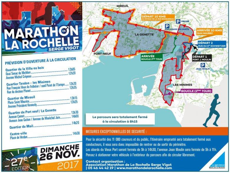 © Marathon de La Rochelle