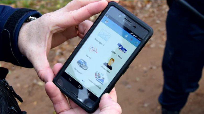 Le téléphone portable devient inutilisable en cas de perte ou de vol. / © Laurent Gautier