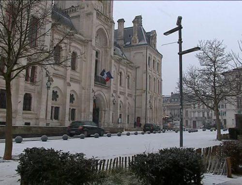 La neige est de retour en Poitou-Charente, soyez prudents