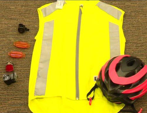 Cyclistes : êtes-vous bien équipés pour rouler en toute sécurité ?