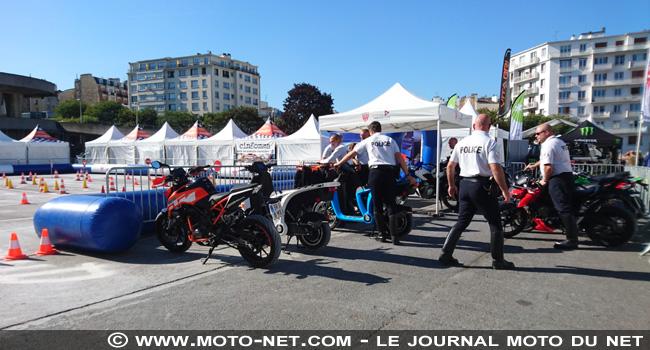 Bilan du marché de la moto et du scooter en France, les chiffres de septembre 2018